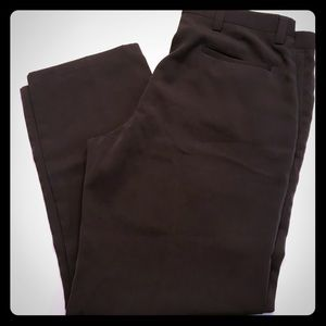 Kenneth Cole reaction brown dress pants size 36X30